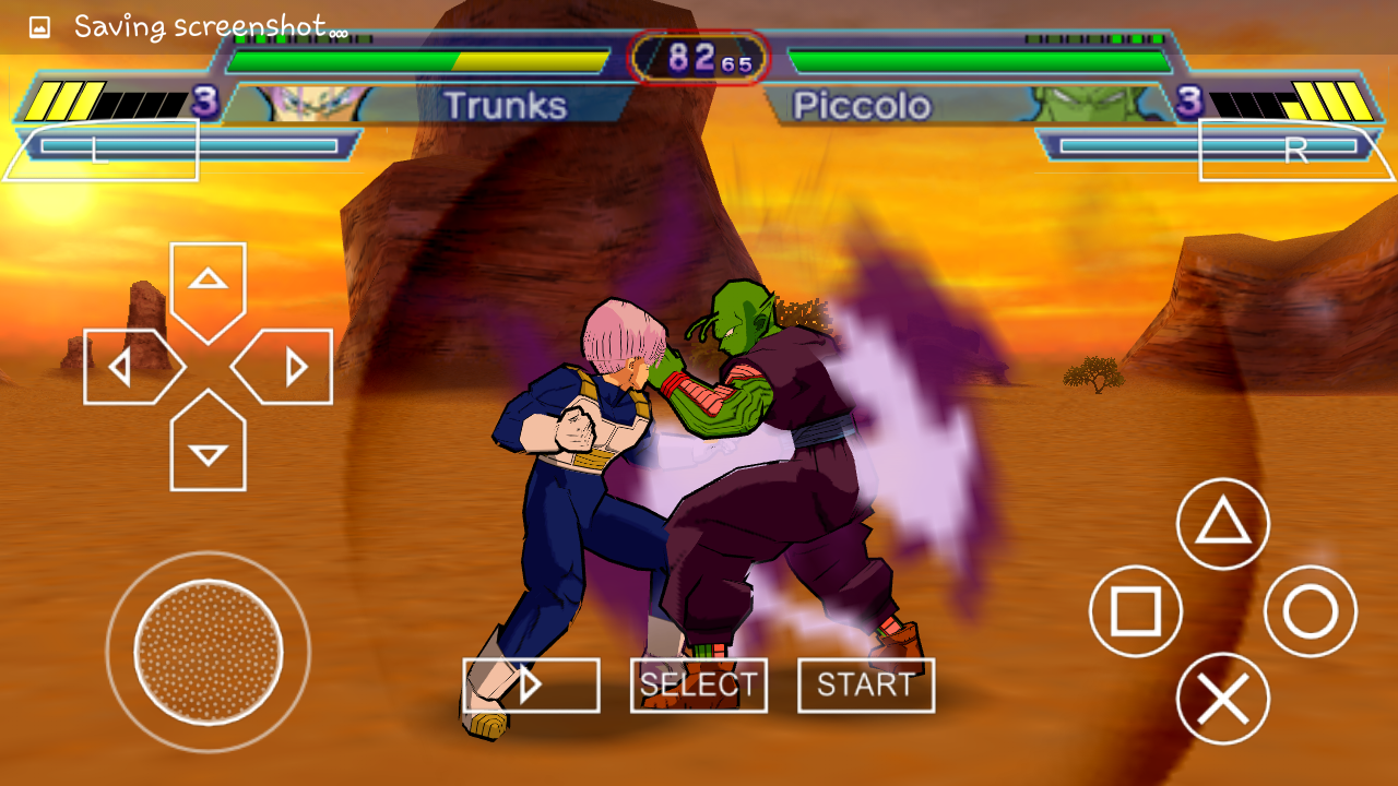 Download Game Ppsspp Android Dragon Ball | FORPATAHYD